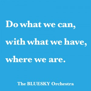 ~音楽家として、我々に、出来ること。~